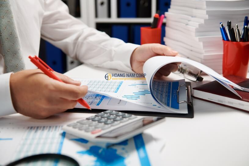 Kế toán trọn gói tại Phú Mỹ